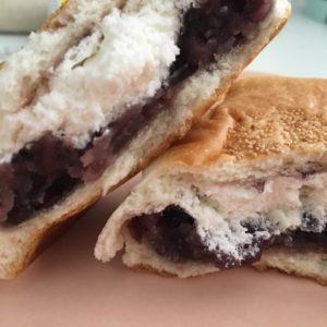 ローソンのまちのパンホイップあん角パンを食べてみた感想