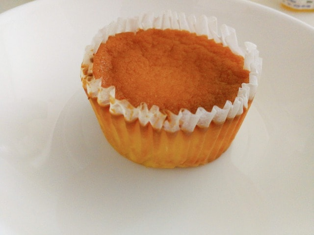 セブンのバスクチーズケーキのカロリー