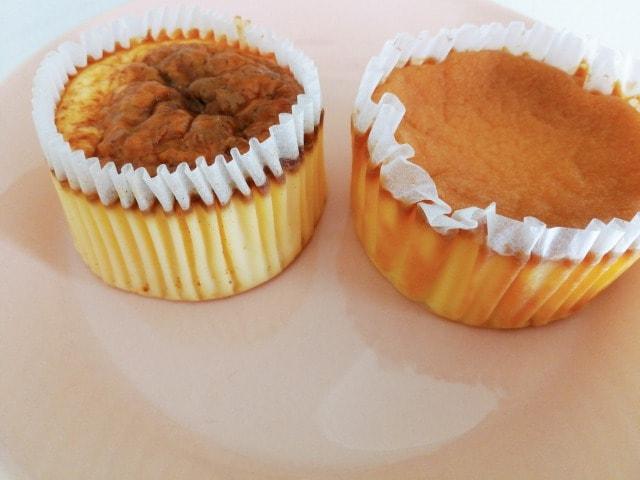 セブンとローソンのバスクチーズケーキ