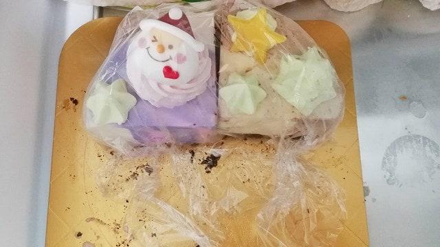 サーティワン2019クリスマスパレットの保存方法