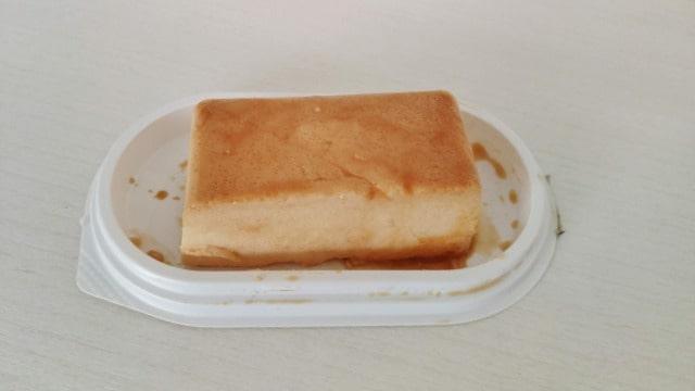 セブンのイタリアンプリンは豆腐みたい