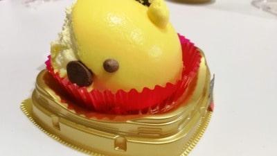 セブンプーさんケーキの味の感想