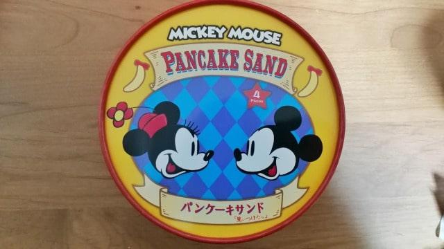 東京駅のディズニーコラボお菓子パンケーキサンド