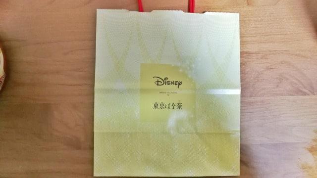 東京駅限定ディズニーコラボお菓子の袋