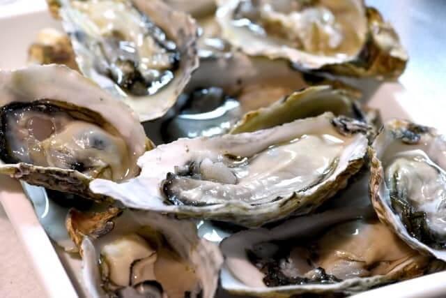 牡蠣が縮まない下処理の方法とおいしい見分け方