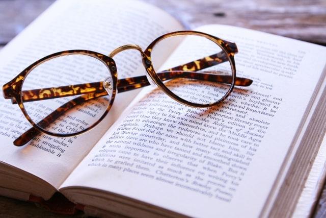 眼鏡の上から老眼鏡はかけていい