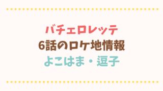 バチェロレッテ6話横浜のロケ地の場所はどこ?超高級レンタルスペースも