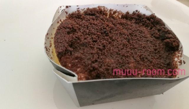 ファミマのショコラチーズケーキのカロリーと糖質と味の感想レビュー