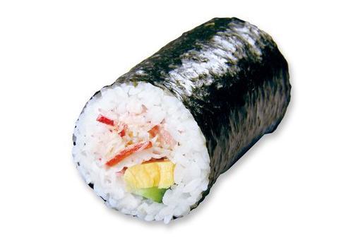 くら寿司の恵方巻きのかにふとまき