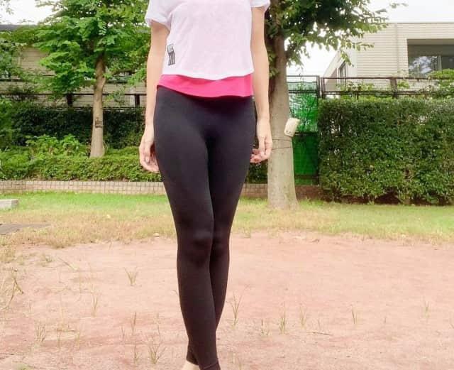 エレスリムの活用術:スポーツウェアとして履く
