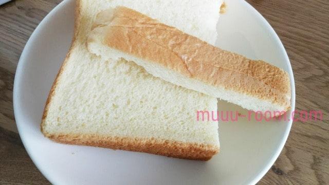 モスの食パンの実食レビュー