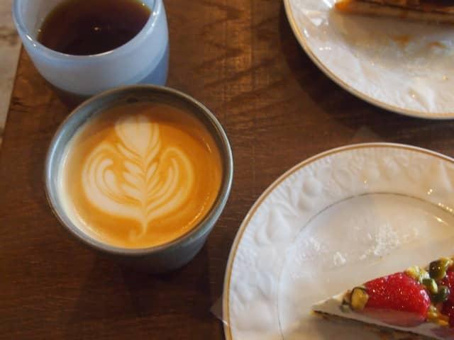 カフェオレとカフェラテの違い