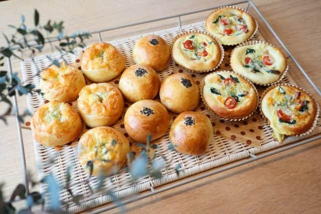手作りパンの保存方法や保存期間
