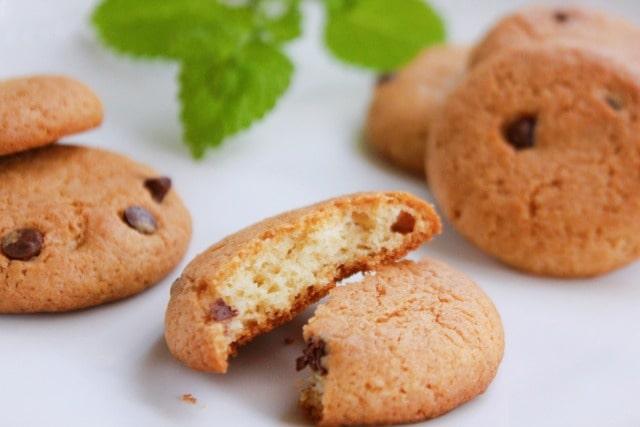クッキーが生焼け