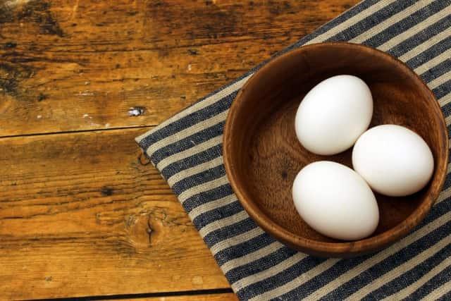 ゆで卵をひび割れせずに茹でる方法!