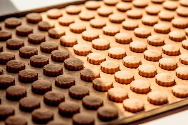 生焼けクッキーは焼き直しできる