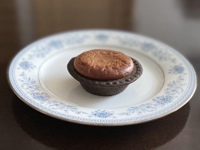 ベイクドチョコタルト