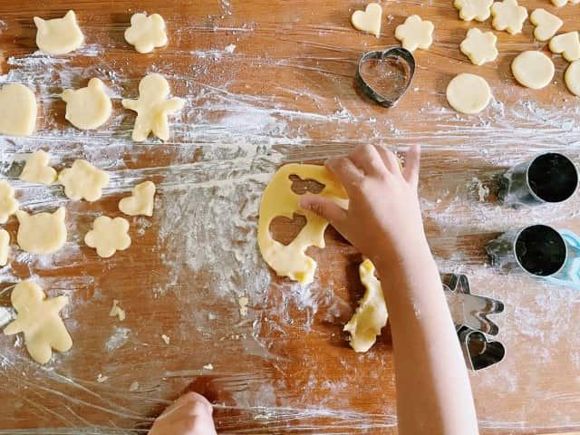 クッキーのバターをクリーム状にしないとどうなる?