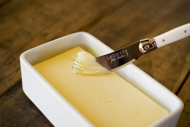 バターをクリーム状にする理由