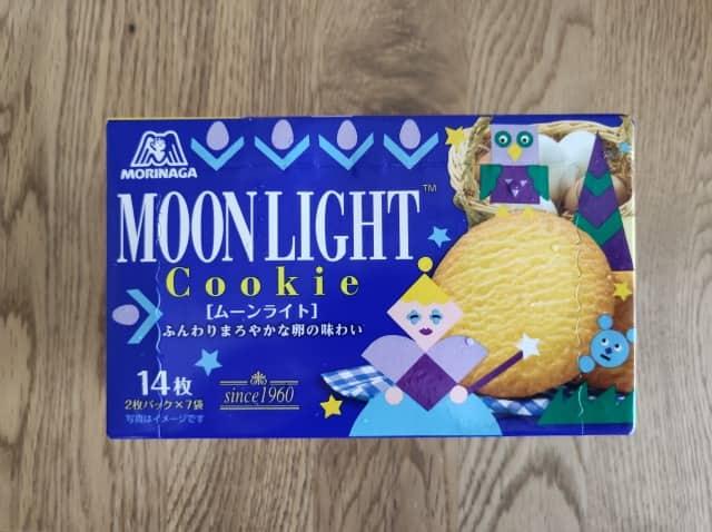 ムーンライトクッキーが小さくなった?
