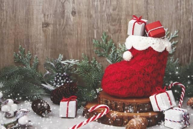 クリスマスプレゼントを靴下に入れる理由