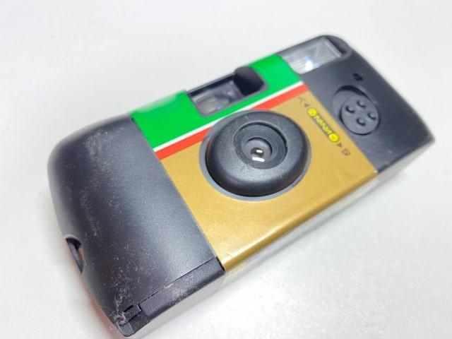 使い捨てカメラの現像