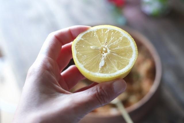 レモン汁の賞味期限切れの活用