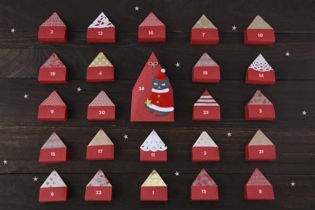 アドベントカレンダーはクリスマス以外でも使える?